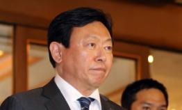Lotte chief becomes white knight for SK's Toshiba bid