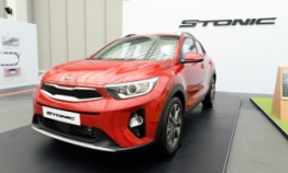 Kia has no plans to release Stonic in US