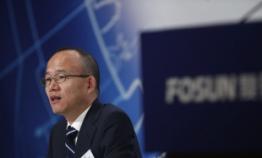[EXCLUSIVE] Fosun eyes top Korean bank's Chinese biz