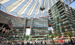 NPS close to selling Sony Center in Germany