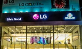 LG opens biggest overseas brand shop in Iraq