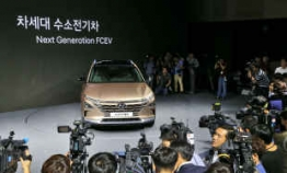 Hyundai's new fuel-cell SUV to debut next year