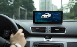 Naver Labs unveils in-vehicle infotainment platform