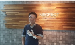 [Interview] Neofect eyes global lead in smart rehabilitation device market