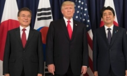 Trilateral S. Korea, US, Japan summit in the works
