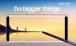 Samsung Galaxy Note 8 sells 270,000 units on 1st weekend