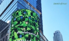 Amorepacific opens Innisfree store in NY