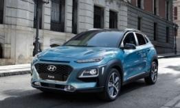 Hyundai Kona EV to debut at Geneva Motor Show next year