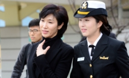 SK scion to be discharged from navy