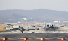 US-South Korea 'biggest-ever' air combat drill kicks off
