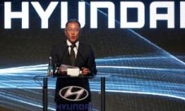 Is Hyundai Motor transferring leadership to heir?
