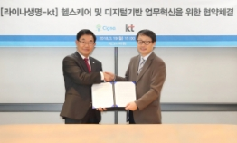 KT partners with Lina Life Insurance to provide AI-based health care services