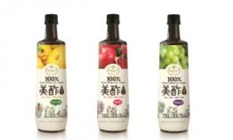 CJ's vinegar drink hits W23b in global sales