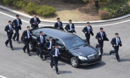 [BIG REUNION] Choice of car by leaders of two Koreas: Benz
