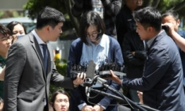 'Nut rage' Korean Air's Cho Hyun-ah banned from leaving country