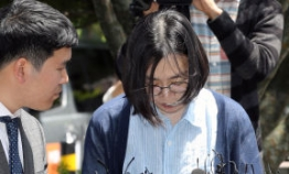 'Nut rage' Korean Air heiress quizzed over illegal hiring of foreigners
