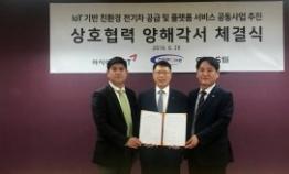 Asiana IDT enters EV market through partnership