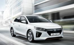 Korea's EV sales top 10,000 units in H1