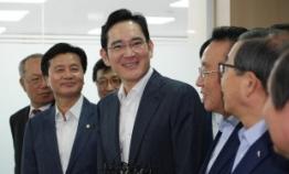 Samsung heir back in control?