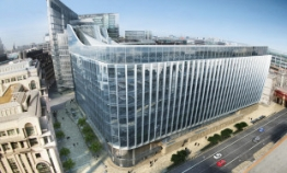 NPS named preferred bidder for Goldman Sachs' new HQ in London