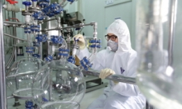 Kyongbo's antibiotics plant receives GMP certification from French regulator
