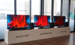LG's AI-equipped OLED TVs earn top grades in Australia