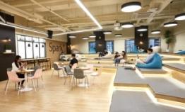 Coworking operator SparkPlus raises W20b investment