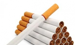 Cigarette sales down on campaign, higher prices