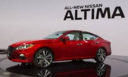 Hankook Tire to supply tires to Nissan's Altima sedan