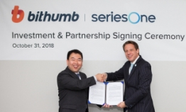 Bithumb, SeriesOne to launch security token exchange in US