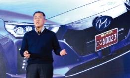 Hyundai Motor heir touts hydrogen as ultimate clean energy