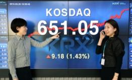 KRX chief vows to pursue stock market upgrade, smaller biz support