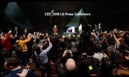 [CES 2019] LG chief puts greater focus on robotics