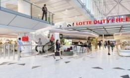 Lotte Duty Free enters Australia, New Zealand