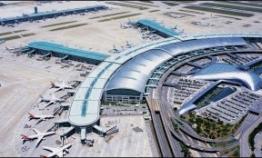 Korea's air passenger traffic up 6.4% in Q1