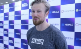 Finding right people is key to growth of startups: Slush CEO