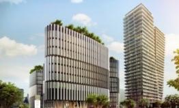 S. Korean investors join $150m investment in Prague office building
