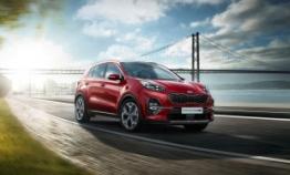 Kia launches upgraded Sportage SUV