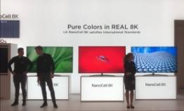 [IFA 2019] LG says Samsung's 8K TVs fail internationally agreed standards