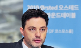 [INTERVIEW] Orsted sees market potential in Korean offshore wind power