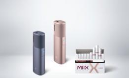 KT&G launches new HNB tobacco sticks MIIX Classy