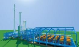 S. Korea builds hydrogen plant