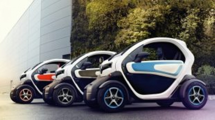 Renault likely to produce Twizy in Korea
