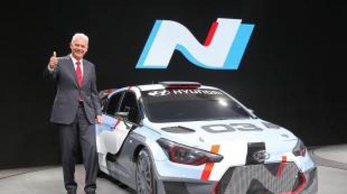 Hyundai promotes ex-BMW engineer to president