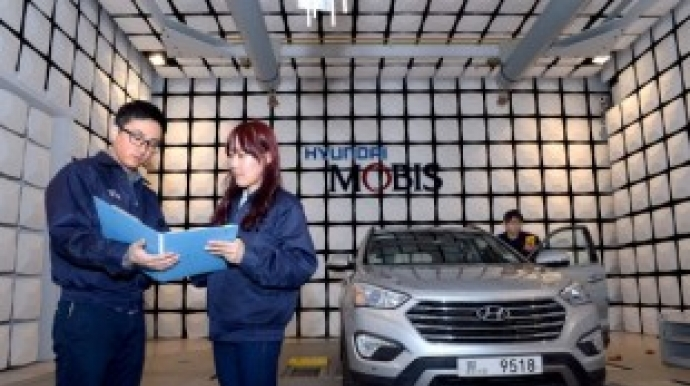 [EQUITIES] 'Hyundai Mobis' shipments from China rise'