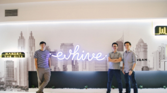 SoftBank, Naver invest US$20m in Indonesian co-working space EV Hive