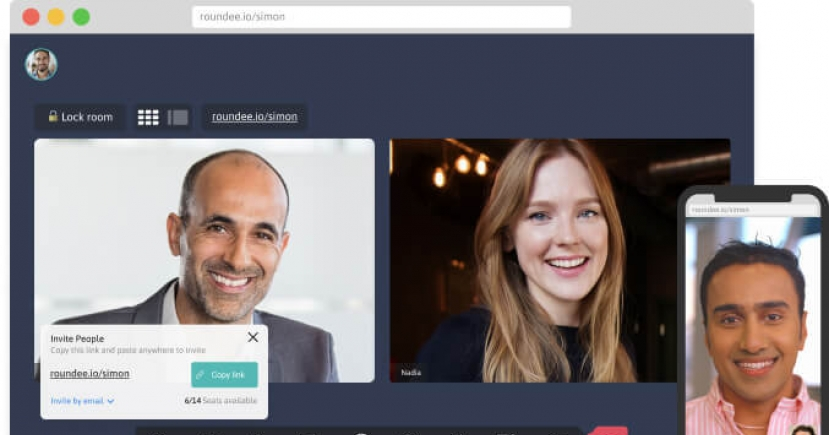 SendBird acquires video conferencing platform Roundee.io