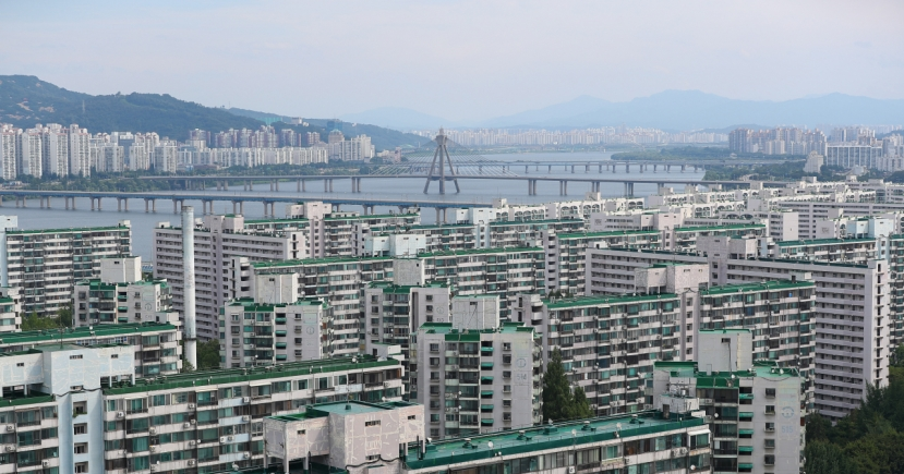 Apartment prices in Seoul show no signs of coming down