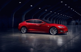 Tesla starts receiving orders for Model S in Korea