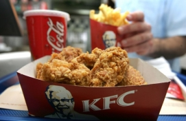 KFC to use only local poultry for chicken menu